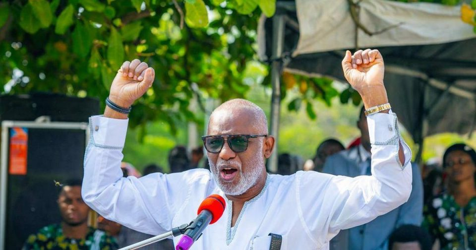 Akeredolu, Jegede, 15 others to contest in Ondo governorship election [ARTICLE]