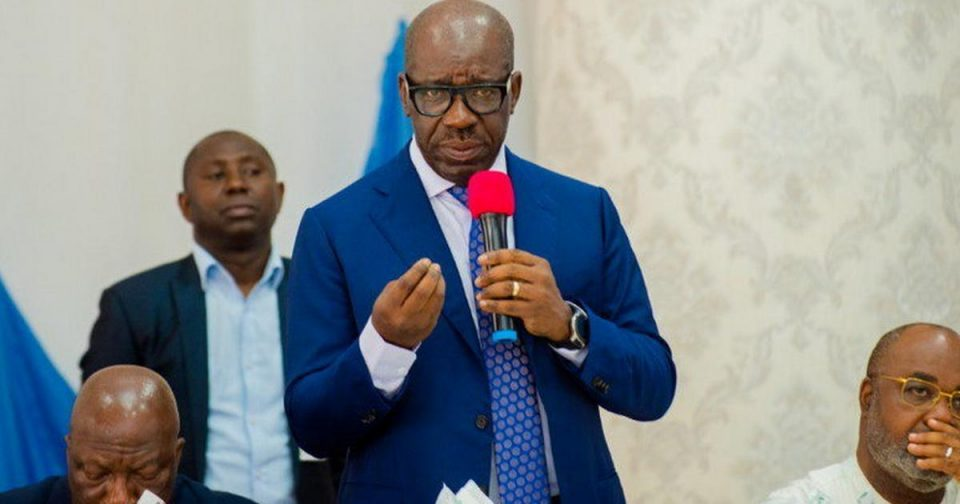 Edo 2020: I'm not a weak governor, Obaseki warns as he calls for violence-free campaigns [ARTICLE]