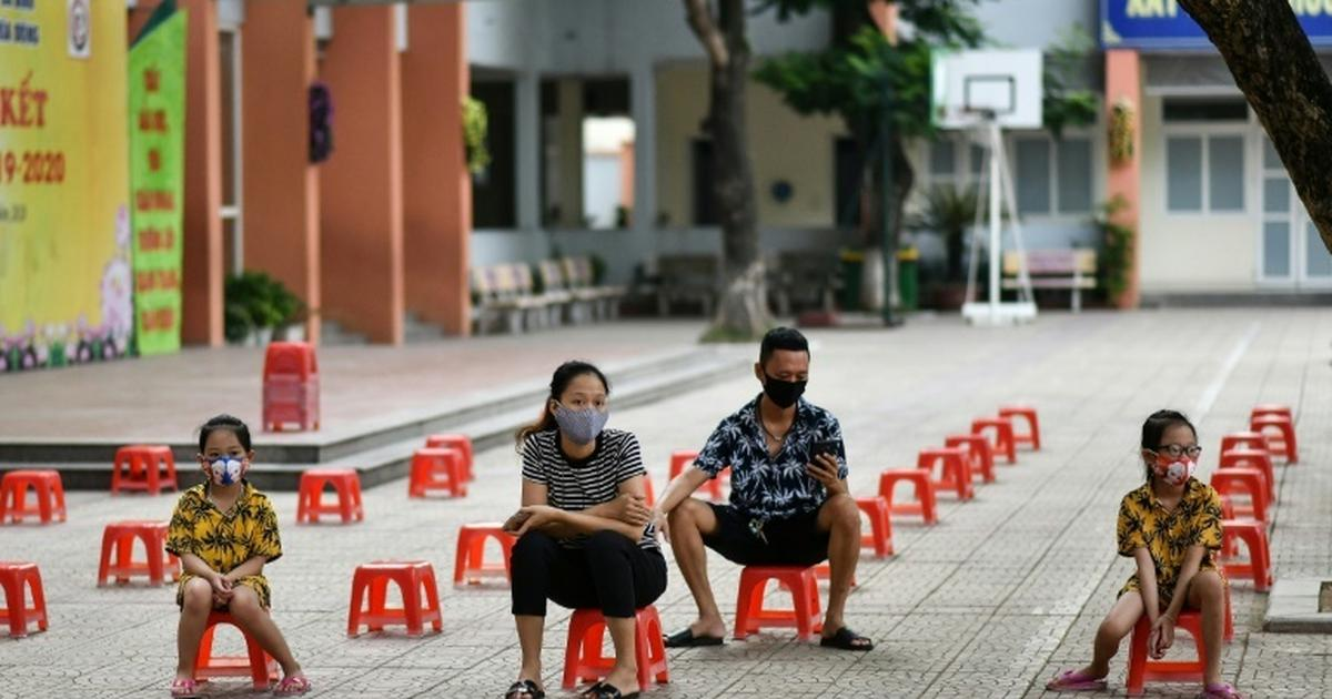 Vietnam counts record number of cases as virus creeps back [ARTICLE]