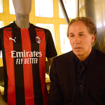 'To wear the red-and-black of AC Milan is a great honour' – Franco Baresi