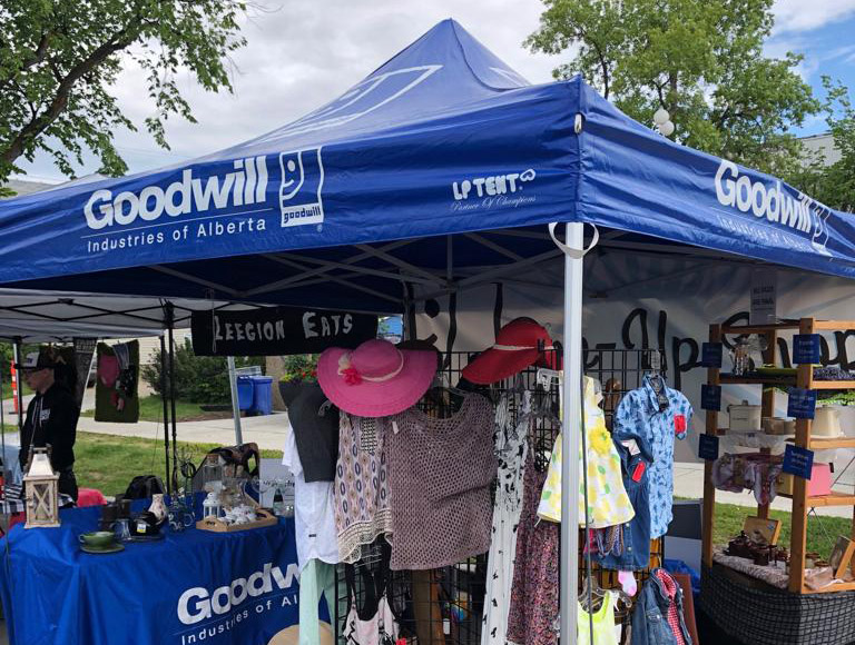 The Goodwill Pop-Up Shop Experience