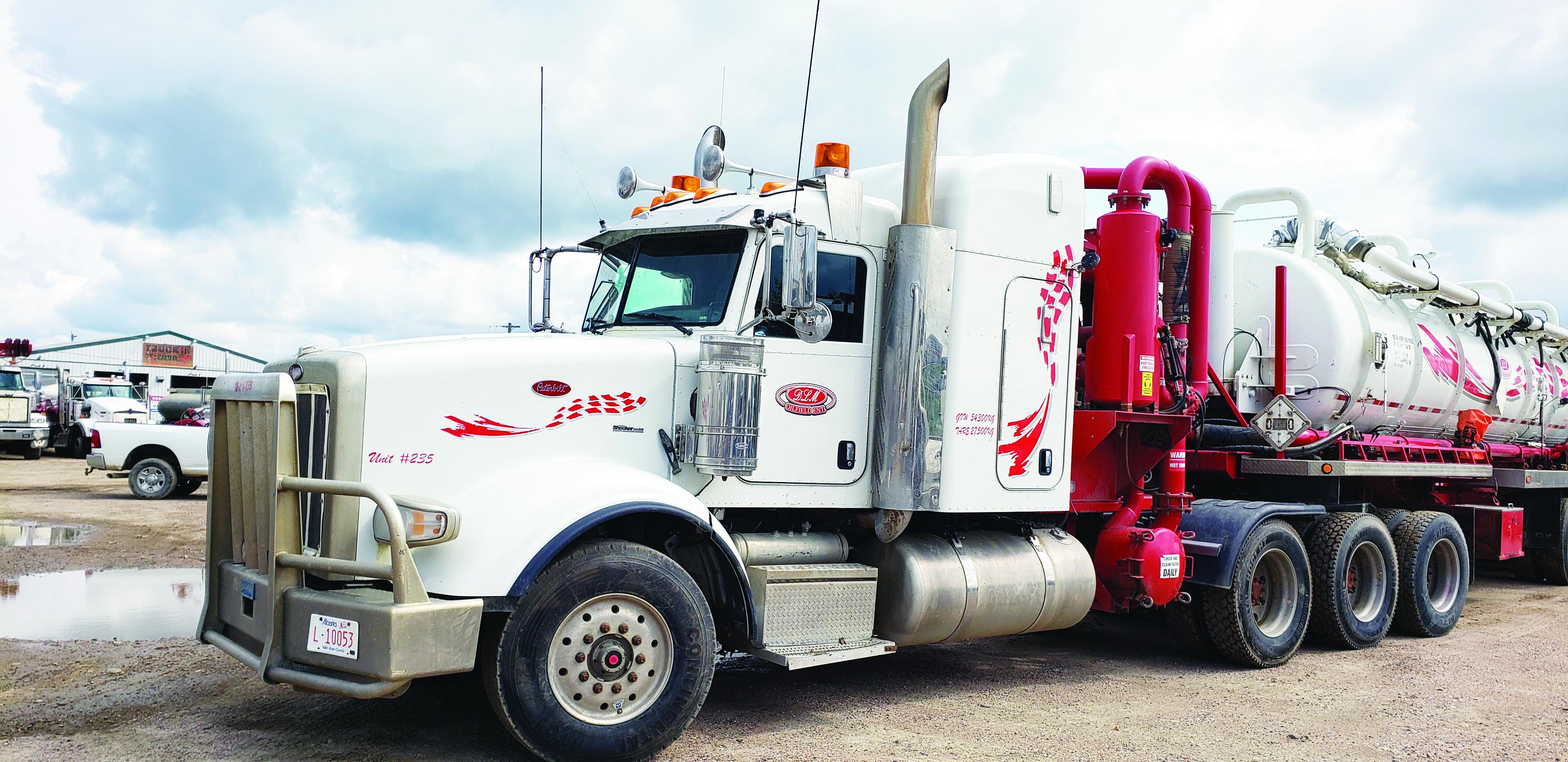 2015 PETERBILT Tri-Axle Semi-Vac Truck (27 Available)