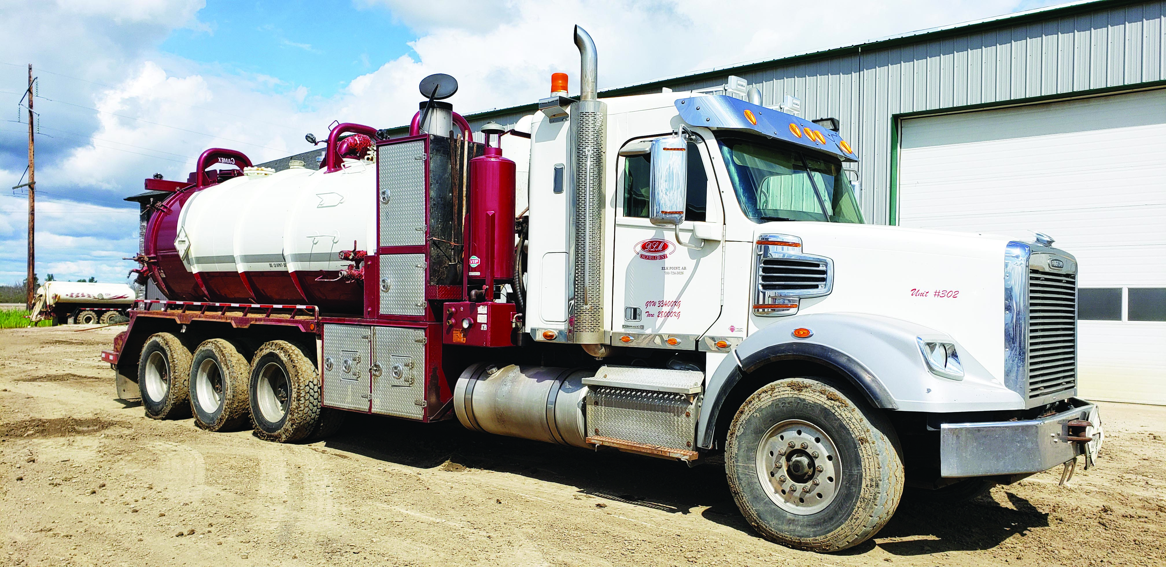 2013 FREIGHTLINER Coronado Vacuum Truck (4 Available)