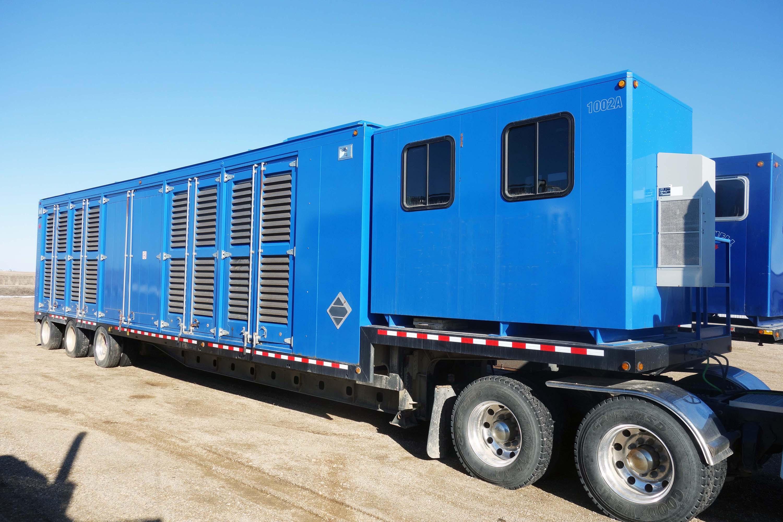 2014 PCI INDUSTRIES High-Pressure Nitrogen Generating Unit