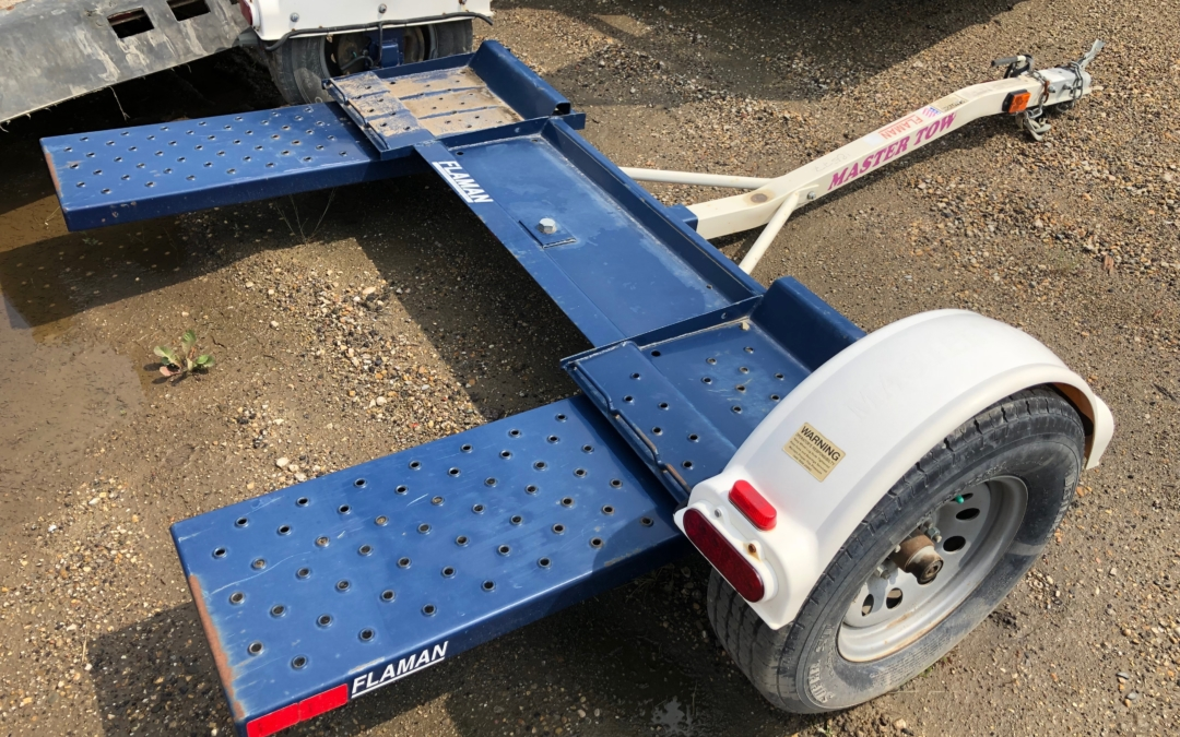 MASTER TOW S/A BALL HITCH DOLLY