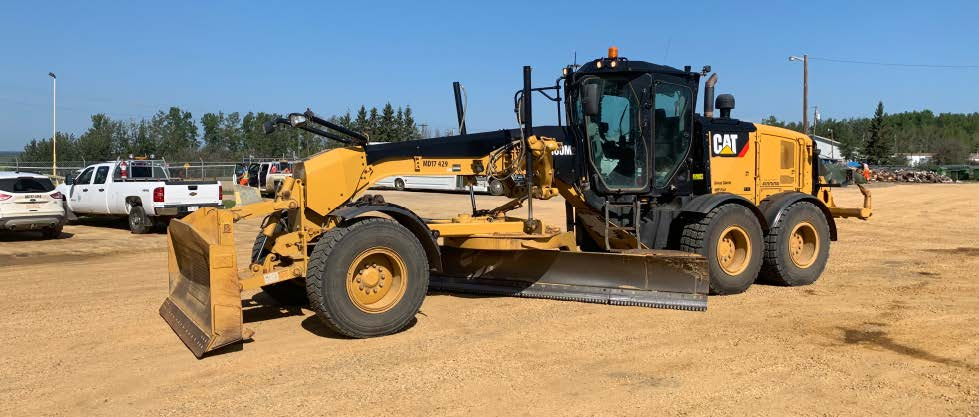 2014 CATERPILLAR 160M2 VHP PLUS MOTOR GRADER