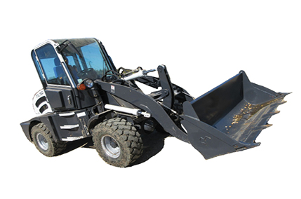 ML150 4X4 ARTICULATED LOADER