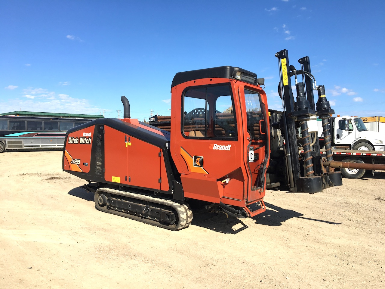 2014 Ditch Witch JT 25 Directional Drill