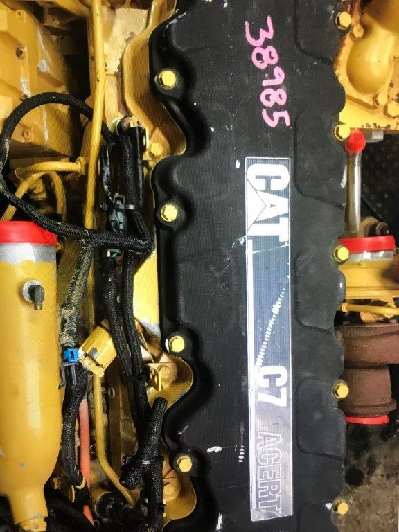 CAT C7 SURPLUS NEW ENGINE