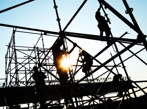 Working Safely With Supported Scaffolding - Construction Safety Video