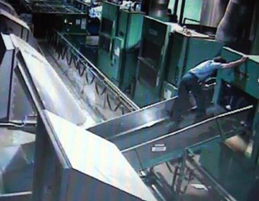 Machine Guarding & Conveyor Safety Safety Video - SPANISH