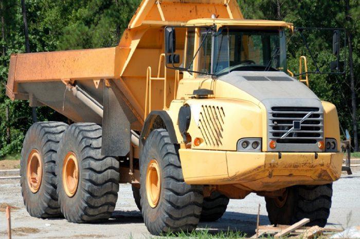 Preventing Dump Truck Tip-Overs