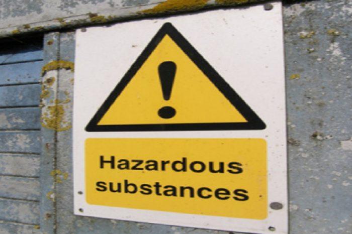 Hazardous Materials Safety Topic
