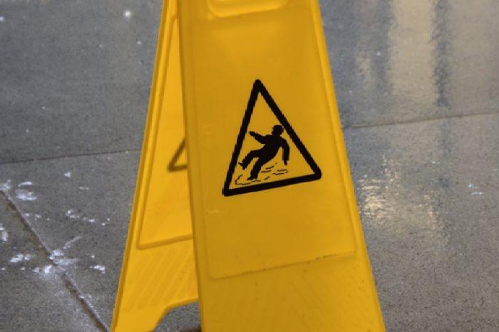 Put a Safe Foot Forward