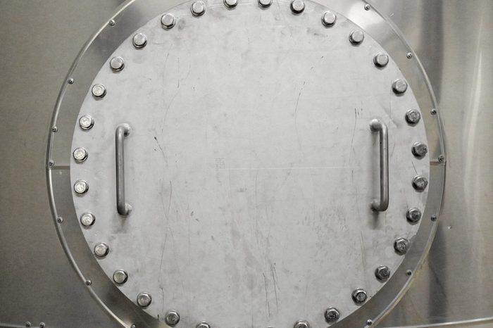 Cornstarch Processing Tank - Confined Space