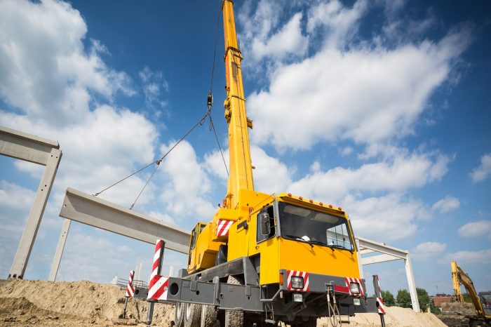 By the Numbers: Six Ways Crane Accidents Occur - SPANISH