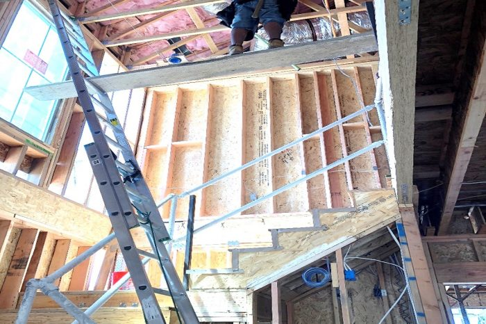 Picture This: Walking the Plank - Without Fall Protection