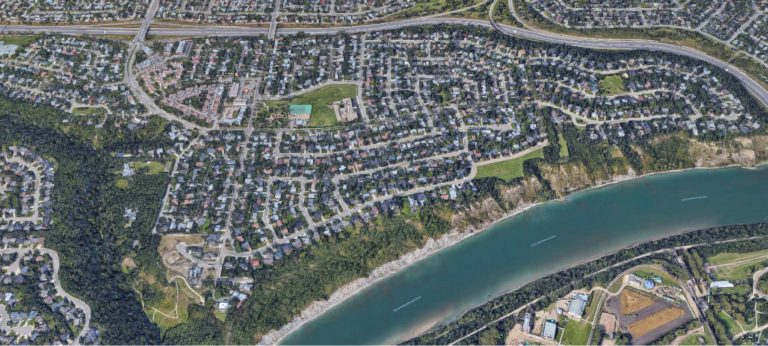 Infill Homes For Sale in Rio Terrace Edmonton by Rimrock Real Estate