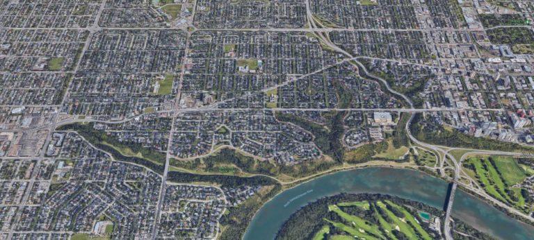 Infill Homes For Sale in Glenora Edmonton