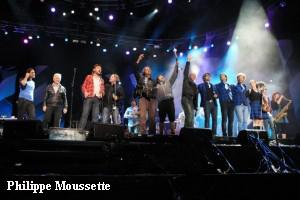 Fête nationale à Québec 2011