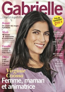 Nouveau magazine: Gabrielle