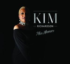 Mes Amours, le nouvel album de Kim Richardson
