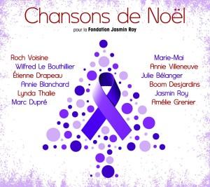 Chansons de Noël pour la Fondation Jasmin Roy