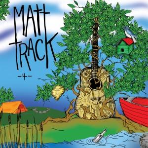 Matt Track -4- (Une guitare avec des feuilles comme un arbre. C'est l'été.