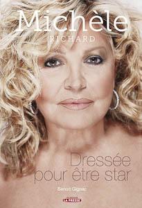 Michèle Richard lance son autobiographie