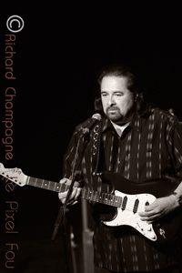Le Bluesman Coco Montoya