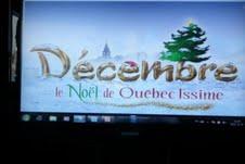 Décembre Le Noël de Quebec Issime  Affiche