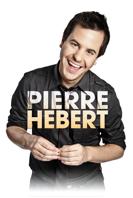 Pierre Hébert de retour le 18 avril !
