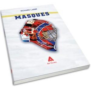 Masques, le livre comme cadeau de Noël