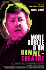 Mort subite d'un homme-théâtre de Jean-Claude Coulbois le 16 mars