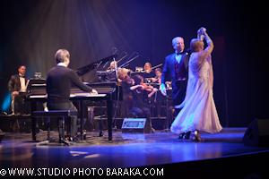 Nicole et Fernand, les danseurs de valse