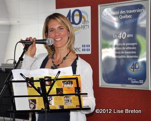 Maryse Brodeur, directrice des communications et du marketing à la STQ