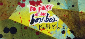 Keith Kouna dévoile un premier extrait de son nouvel album, Du plaisir et des bombes !