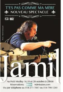 Jamil revient sur scène