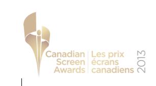 L'Académie lance les nouveaux prix Écrans canadiens