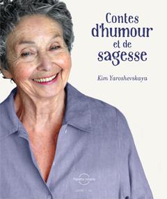 Contes d'humour et de sagesse, le nouveau livre avec CD de Kim Yaroshevskaya