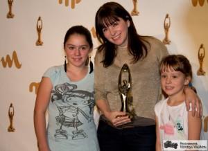 Shilvi gagnante de l'Album de l'année – Jeunesse pour Les zédemis