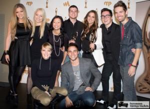 Star Académie 2012 gagnant de Album de l'année - Meilleur vendeur et de Album de l'année – Reprises