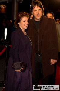 Isabelle Boulay et son mari