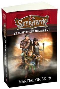 Seyrawyn - Le conflit des druides - 1 -