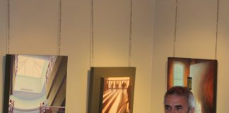 Exposition de Martin Bouchard