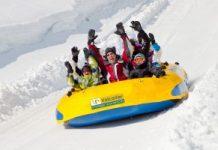 le Village Vacances Valcartier en hiver