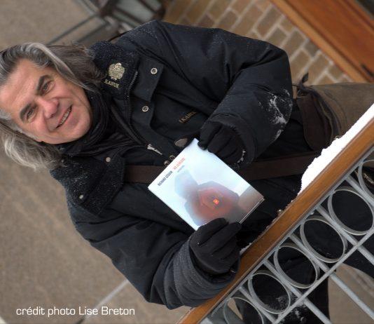 Richard Séguin présente son anthologie Ma demeure