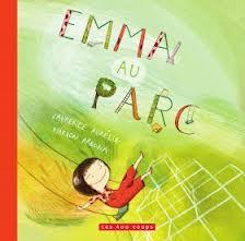 Emma au parc