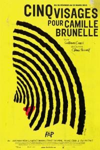 Théâtre PÀP _ Cinq visages pour Camille Brunelle dès le 26 février 2013