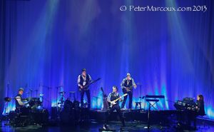 Bruno Pelletier et ses musiciens